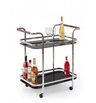 BAR-7 bar table color: black