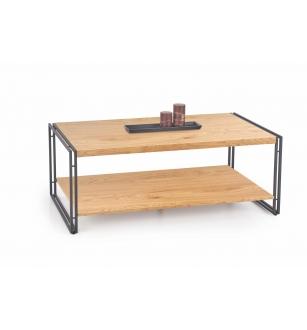 BAVARIA c. table golden oak / black