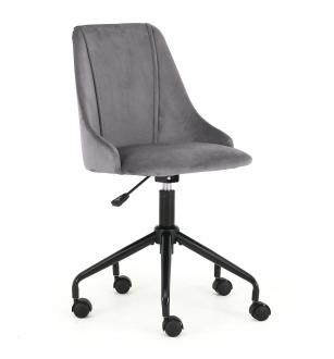 BREAK children chair, color: dark grey