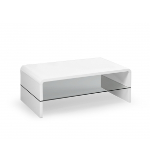 CLAUDIA coffee table color: white