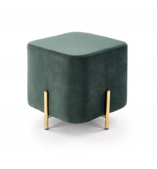 CORNO stool, color: dark green