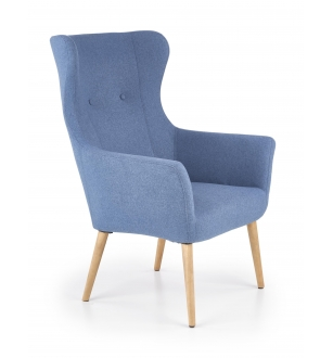 COTTO leisure chair, color: blue
