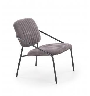 DENNIS l. chair, color: grey