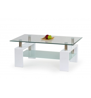 DIANA H coffee table color: white