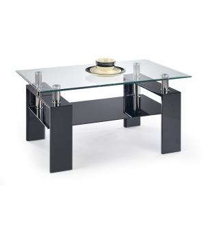 DIANA H coffee table color: black