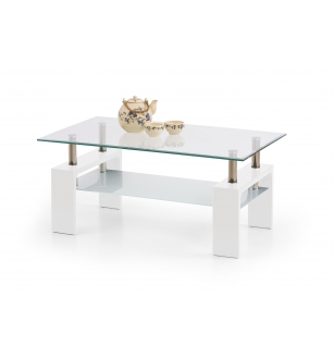 DIANA INTRO coffee table color: white