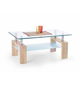 DIANA INTRO coffee table color: sonoma oak