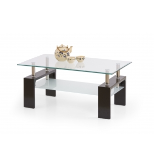 DIANA INTRO coffee table color: wenge