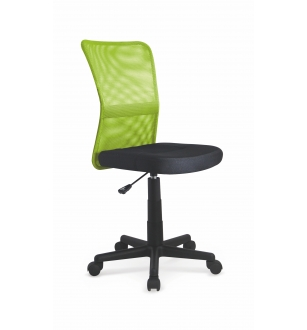 DINGO chair color: lime green