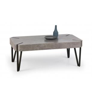 EMILY c.table, color: concrete / black