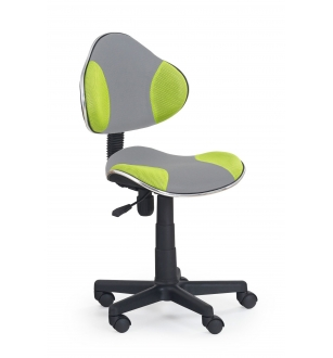 FLASH chair color: grey/green