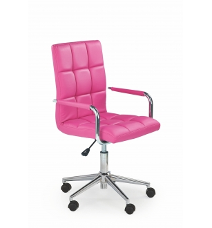 GONZO 2 children chair color: pink