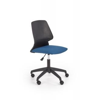 GRAVITY children chair, color: black / blue
