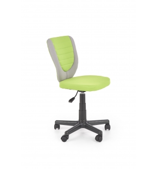 TOBY children chair, color: grey / green