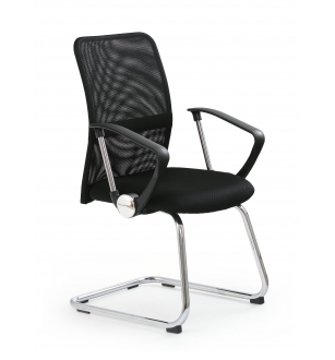 VIRE SKID chair color: black