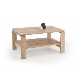 ANDREA c. table, color: sonoma oak