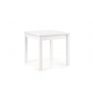 GRACJAN table color: white