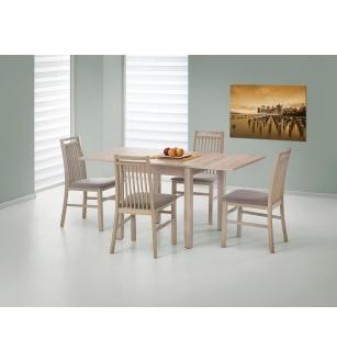 GRACJAN table color: sonoma oak