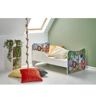 HAPPY JUNGLE bed