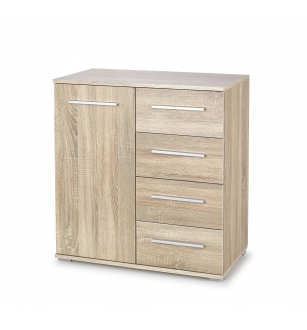 LIMA KM-2 chest, color: sonoma oak