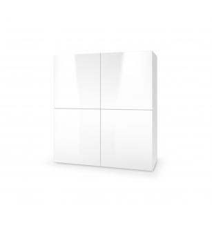 LIVO KM-100, stand chest, color: white