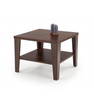 MANTA SQAURE c. tables, color: dark walnut