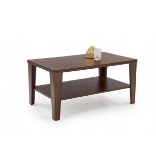 MANTA c. table, color: dark walnut