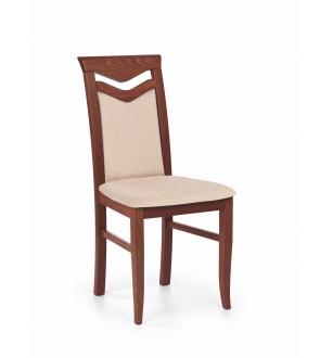 CITRONE chair color: antique cherry II / mesh 1