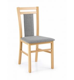HUBERT 8 chair color: honey oak/Inari 91