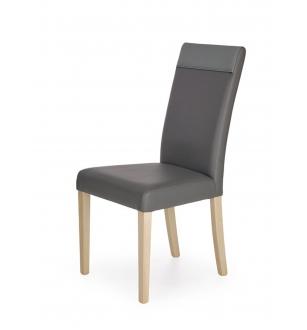 NORBERT chair, color: grey / light grey