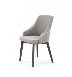TOLEDO 2 chair, color: antracite / SOLO 265