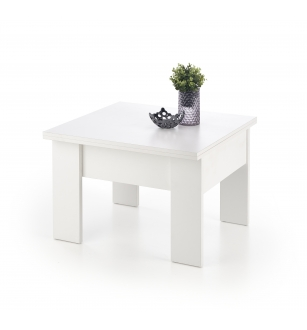 SERAFIN lifting c. table, color: white