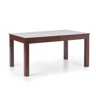 SEWERYN 160/300 cm extension table color: dark walnut
