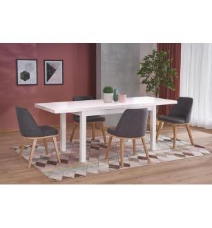 TIAGO 2 extension table white / white