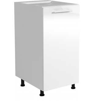 VENTO D-30/82 lower cabinet, color: white