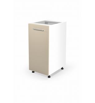VENTO D-40/82 lower cabinet, color: white / beige