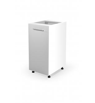 .VENTO D-40/82 lower cabinet, color: white