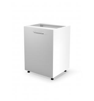 VENTO D-60/82 lower cabinet, color: white