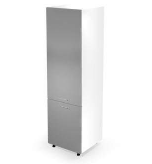 VENTO DL-60/214 high cargo cabinet, color: white / light grey