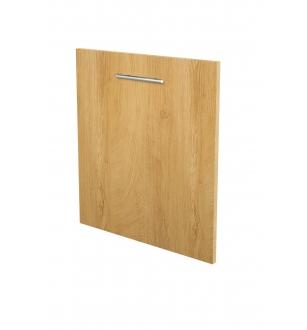 VENTO DM-60/72 dishwasher front, color: honey oak