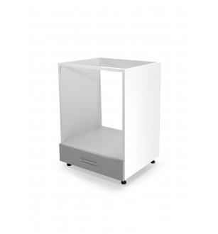 VENTO DP-60/82 cargo cabinet, color: white / light grey