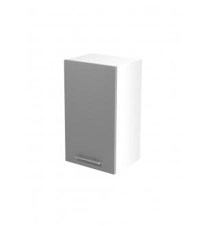 VENTO G-40/72 top cabinet, color: white / light grey