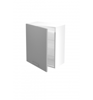 VENTO GC-60/72 top cabinet with drainer, color: light grey
