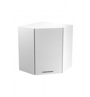VENTO GN-60/72 corner top cabinet, color: white