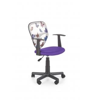 SPIKER children chair, color: purple