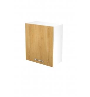 VENTO G-60/72 top cabinet, color: white / honey oak