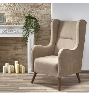 CHESTER leisure chair, color: beige