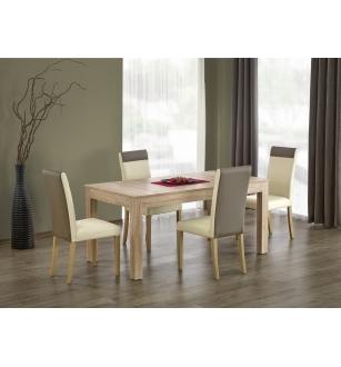 SEWERYN 160/300 cm extension table color: sonoma oak