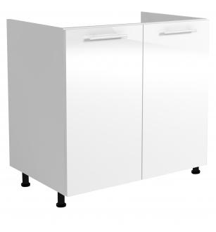 VENTO DK-80/82 sink cabinet, color: white