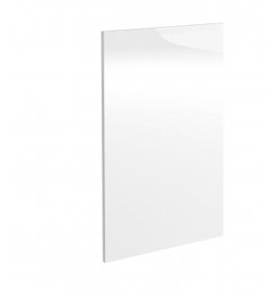 VENTO DZ-72/57 cabinet end panel, color: white